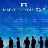MAP OF THE SOUL TOUR BTSツアー