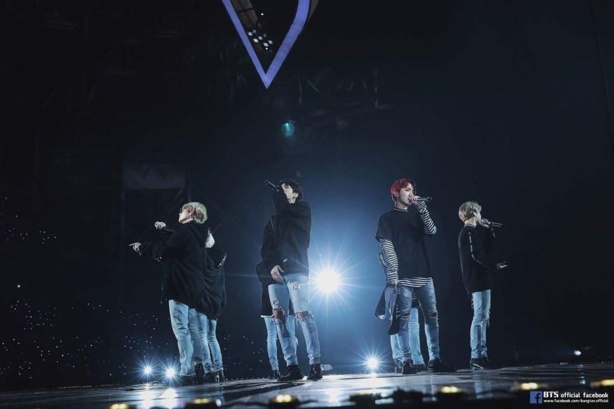 BTS Born Singer