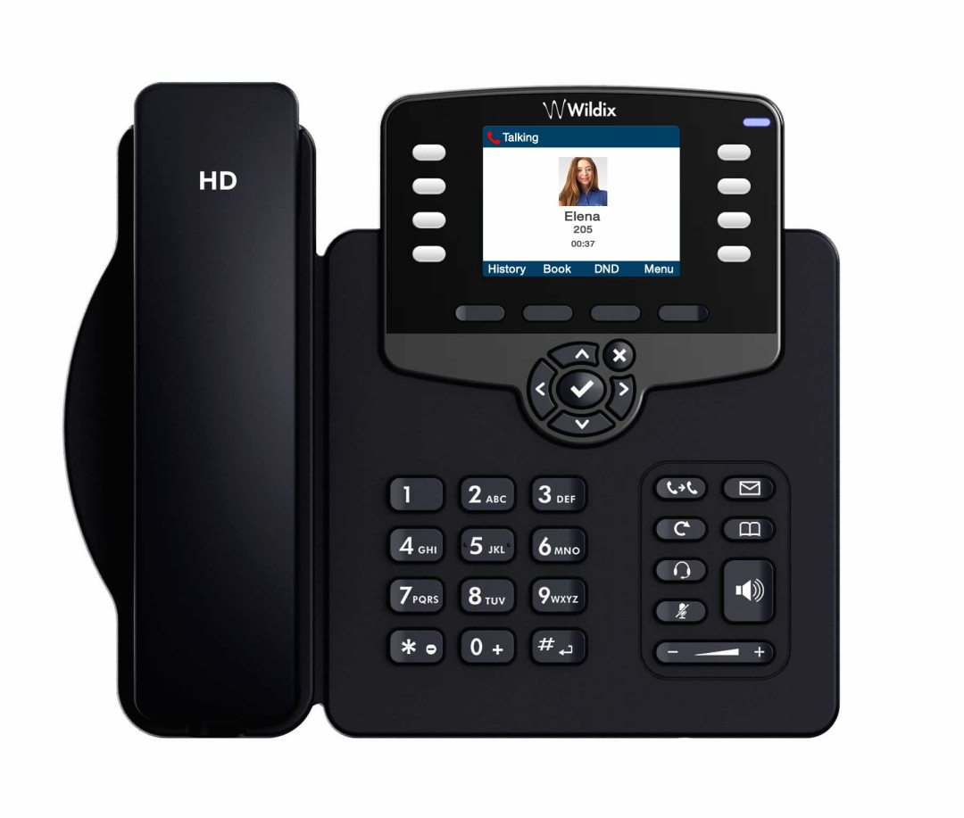 Wildix WP480G VoIP Phone