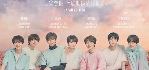 【セトリ】防弾少年団(BTS) World Tour: Love Yourself (2018-2019)
