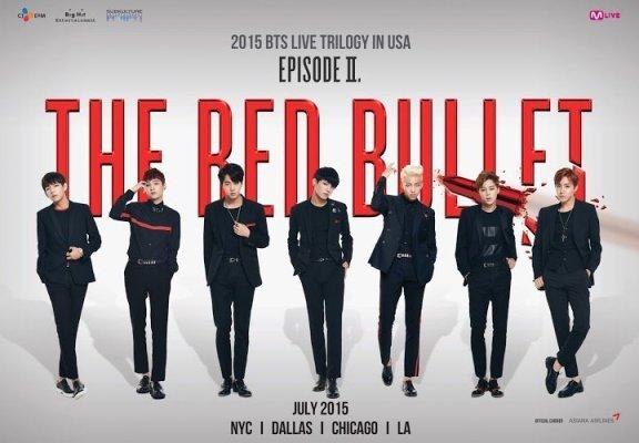 BTS Live Trilogy Episode II: The Red Bullet (2014-2015)