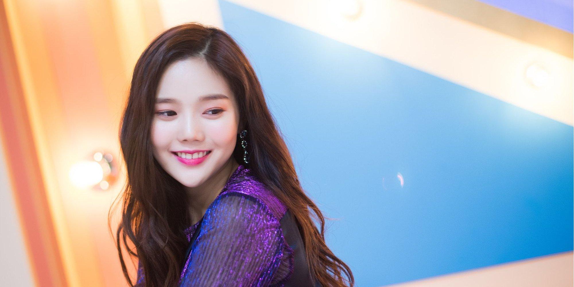 Oh My Girlヒョジョン(HYOJUNG) 自身のYouTubeチャンネル!