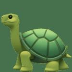 【絵文字】かめ 亀 Turtle