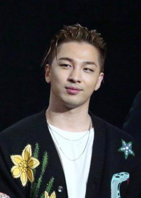 ❺ BIGBANG テヤン (SOL)