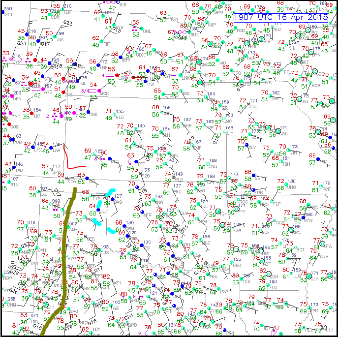 3PM Surface Analysis