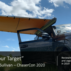 ChaserCon 2020 Slide