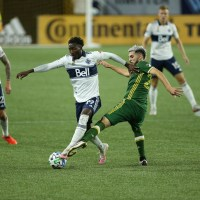 Chopped: Vancouver Whitecaps receive cold welcome in new home from usual hosts Portland Timbers with 1-0 loss
