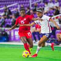 Positives Aplenty: Vanessa Gilles, spirited effort highlight positives in Bev Priestman's CanWNT debut loss versus US