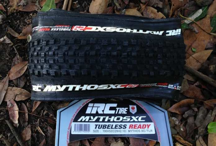 IRC Mythos XC 29er Tubeless Ready (1)