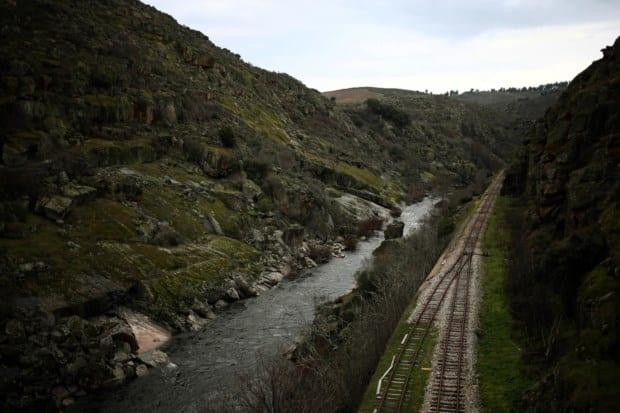 Antiga Linha Do Tua Vai Ser Uma Ecopista   Ecopista Linha Do Tua