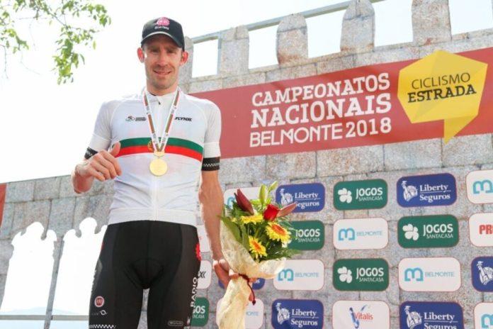 Campeonato Nacional De Estrada | Demonstração De Força Dá Título De Fundo A Domingos Gonçalves