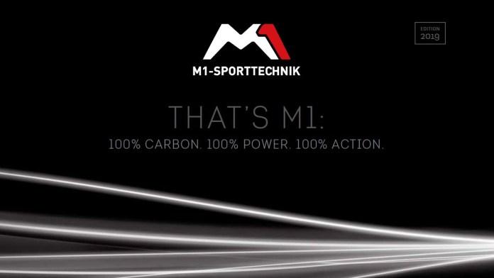 Catálogo M1-Sporttechnik 2019 | Catálogo M1-Sporttechnik