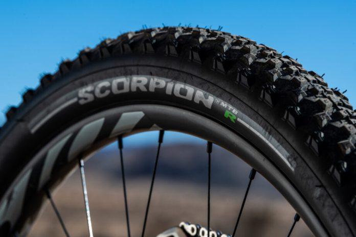 Pirelli Apresenta Os Novos Pneus Scorpion Mtb
