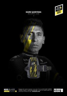 LOOK Keo Blade Carbon Ceramic Ti edição limitada Tour de France (3)