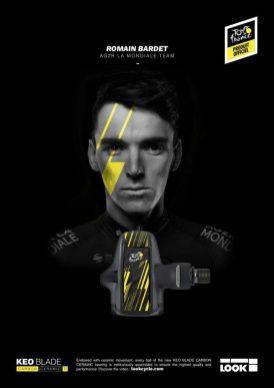 LOOK Keo Blade Carbon Ceramic Ti edição limitada Tour de France (4)