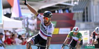 Peter Sagan vence terceira etapa e assume liderança da Volta à Suíça