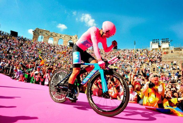 Um Giro D'italia Feito À Medida Dos Melhores Fãs De Ciclismo A Não Perder No Eurosport E Na Gcn