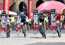 UCI MTB Eliminator World Cup 2019 - Volterra, Italy