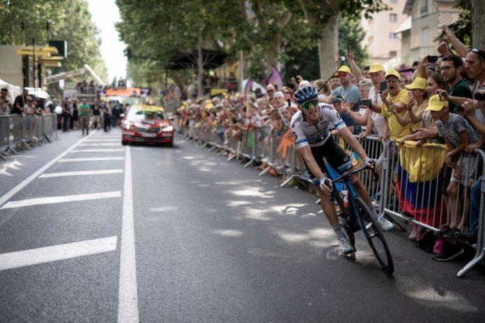 Pirelli Um Resultado Afirmativo Com A Mitchelton-Scott No Tour De France