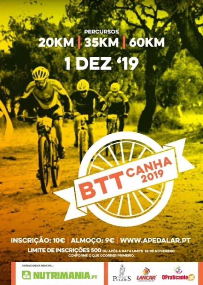 Btt Canha 2019