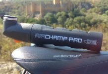 Bomba de CO2 SKS Germany Airchamp Pro