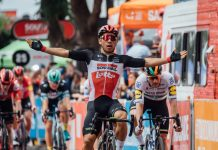 Caleb Ewan vence a 4ª etapa do Tour Down Under