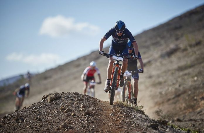 4 Stage MTB Race Lanzarote