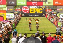 Team 31: Outride Cape Epic