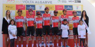 Daniel Freitas da Miranda-Mortágua fecha 1ª Etapa da Volta ao Algarve em bom plano