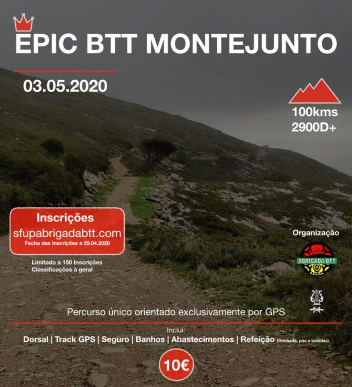 EPIC BTT Montejunto 2020