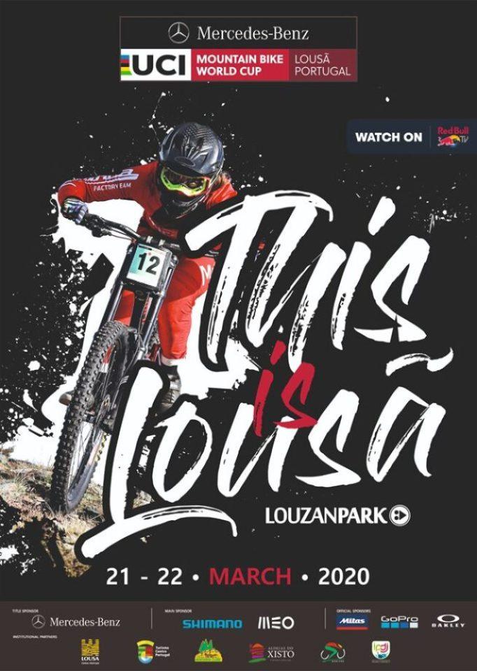This is Lousã Mercedes-Benz UCI MTB World Cup 2020 - 21 e 22 de março