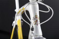 Papa Francisco Vai Leiloar A Bicicleta Oferecida Por Peter Sagan Para Ajudar Hospitais (2)