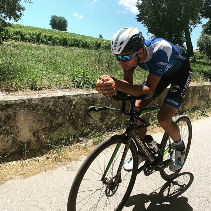 Feirense Retoma Época De Ciclismo Em Anadia