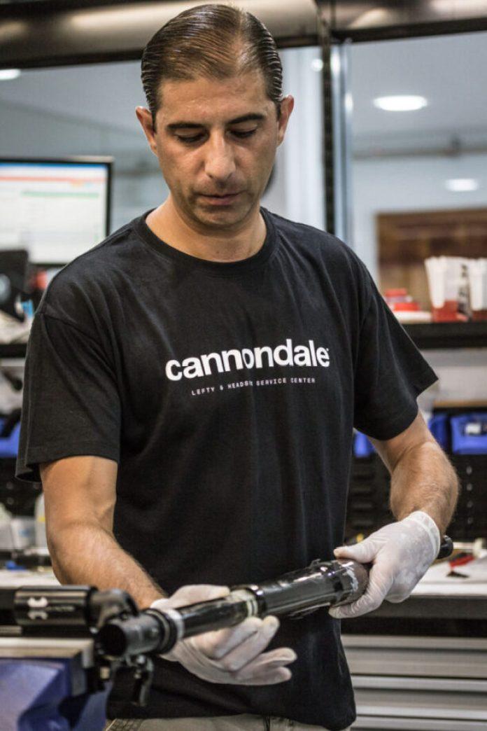 A Bicimax Artigos Desportivos S.a., Foi Designada Como Serviço Técnico Oficial Cannondale: Lefty &Amp; Headshok Service Center Para Toda A Península Ibérica