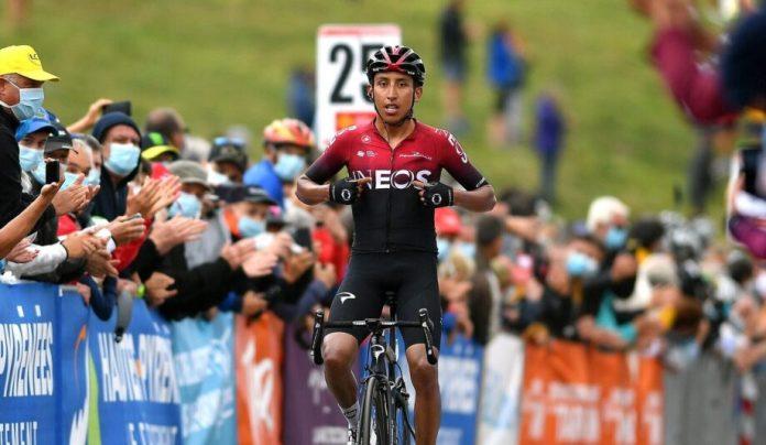 Egan Bernal Vence A 3ª Etapa E Lidera A Route D'Occitanie