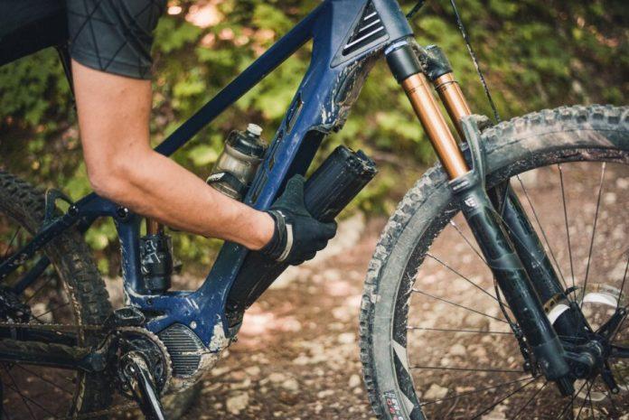O Ep8 É O Novo Topo De Gama Dos Sistemas E-Bike Da Shimano