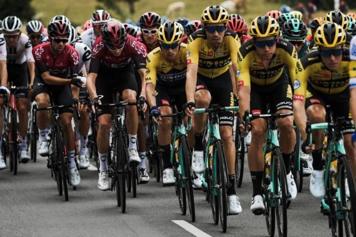 Wout Van Aert vence primeira etapa do Critério do Dauphiné