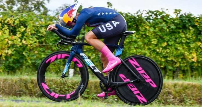 Campeonato Do Mundo De Estrada Chloe Dygert Operada Após Violenta Queda No Contrarrelógio