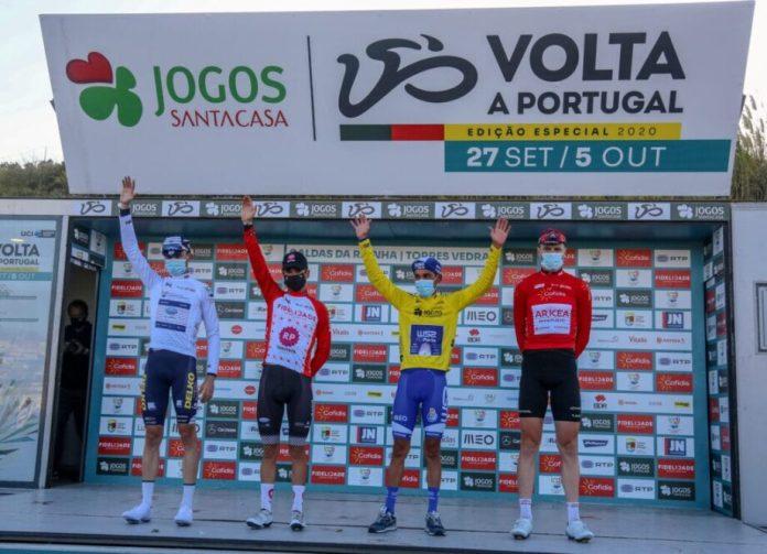 Daniel Mclay Vence Em Torres Vedras, Amaro Antunes Continua Líder Da Volta A Portugal Edição Especial Jogos Santa Casa