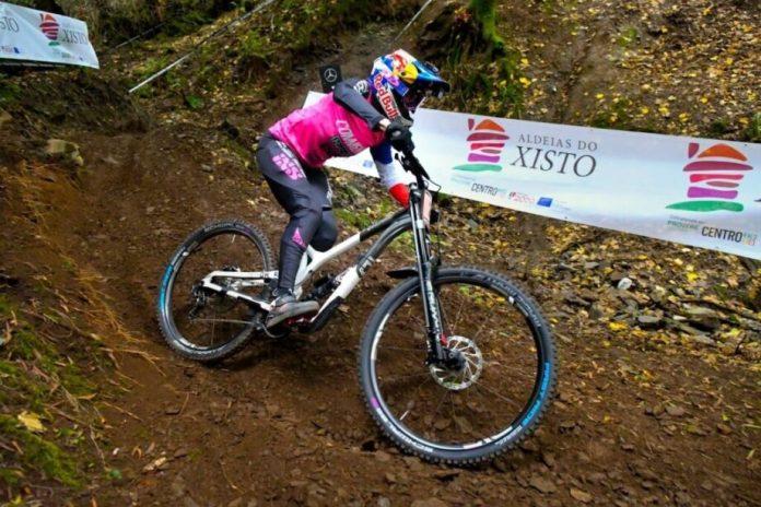 Mercedes-Benz UCI Mountain Bike World Cup 2020 - Final feminina DH 1 – Lousã