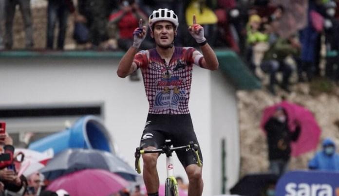 Triunfo Na Nona Etapa Do Giro D'italia &Quot;Significa Muito&Quot; Para Ruben Guerreiro