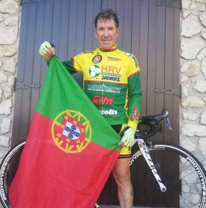 Morreu O Ciclista Recordista Do Mundo Carlos Vieira