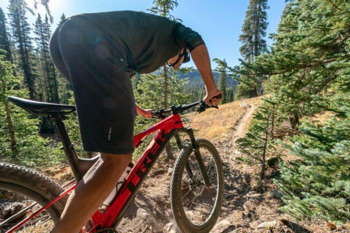 Trek E-Caliber, Uma Nova E Ultraleve E-Bike De Xc