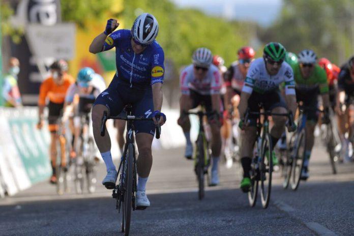 Sam Bennett Vence A 1ª Etapa Da 47.ª Volta Ao Algarve   Sam Bennett Volta Ao Algarve