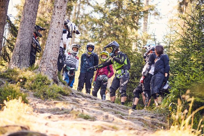 Ciclismo De Montanha Em Serfaus-Fiss-Ladis - Perfeito Para A Sua Viagem De Bicicleta Em Família