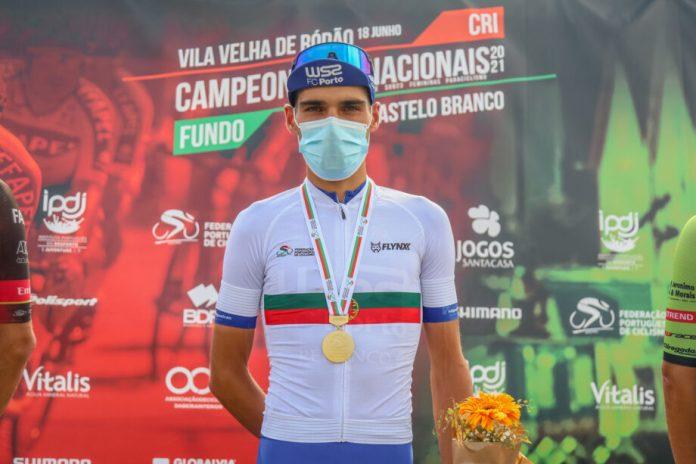 José Neves Campeão Nacional De Fundo 2021