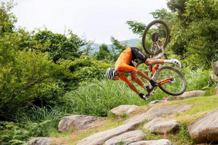 Mathieu Van Der Poel Abandonou A Prova De Xco Dos Jogos Olímpicos Tóquio2020