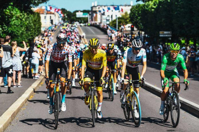 Tadej Pogacar É O Vencedor Da 108.ª Edição Do Tour De France