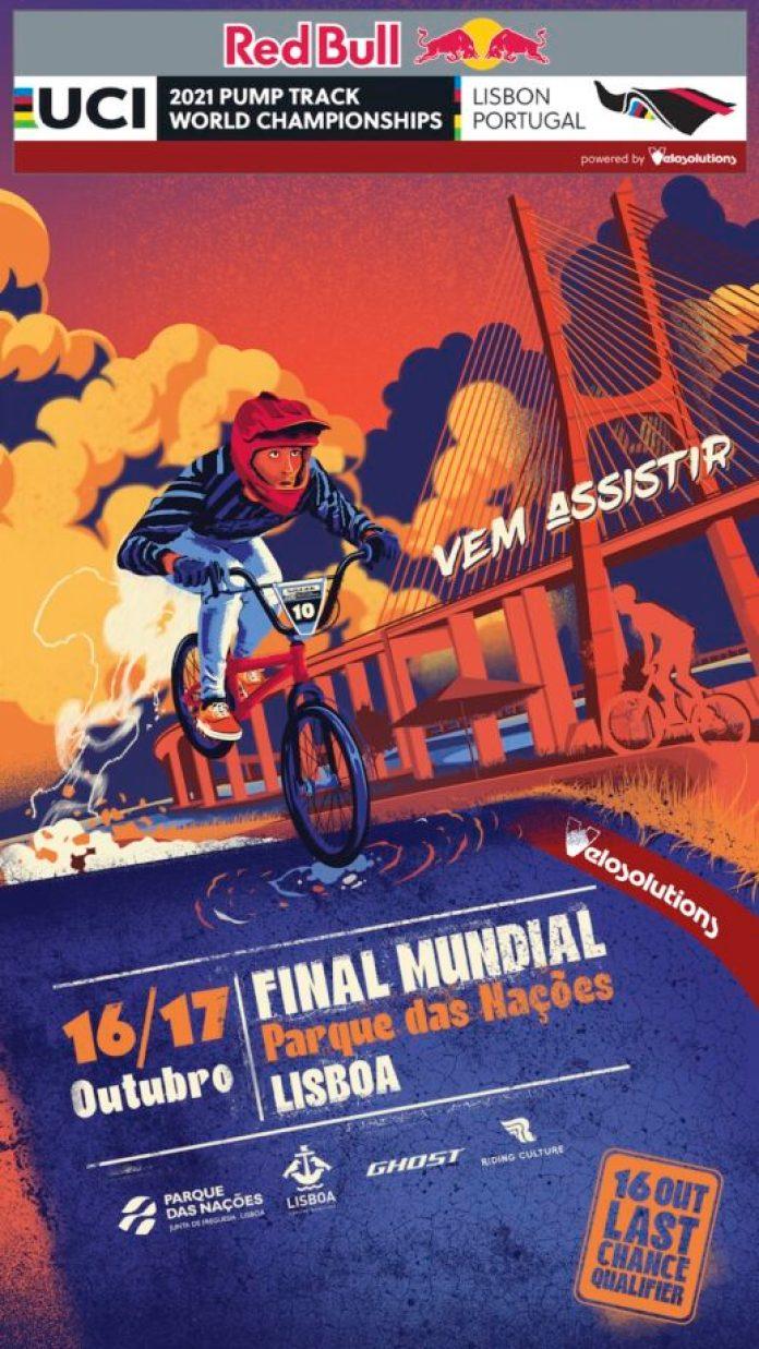 Red Bull Uci Pump Track World Championships De 15 A 17 De Outubro No Parque Das Nações