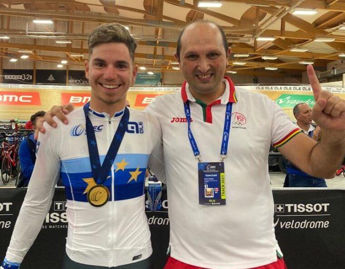 """Ser Campeão Europeu """"É Um Sonho"""" – Rui Oliveira   Campeonato Da Europa De Pista Rui Oliveira"""